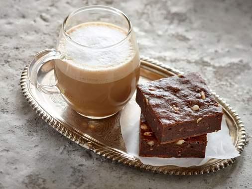 Brownies aux fèves